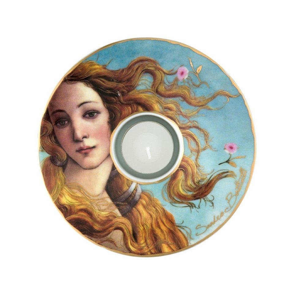 Goebel Die Geburt der Venus Künstlerteelicht »Artis Orbis« in Bunt