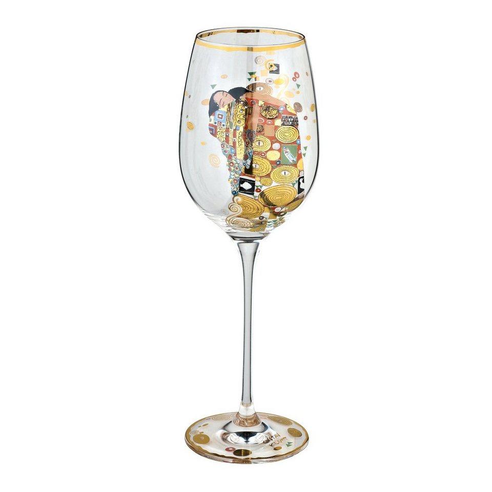 Goebel Die Erfüllung Weinglas »Artis Orbis« in Bunt