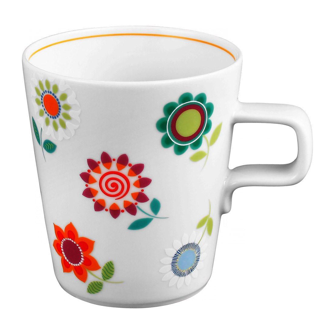 Seltmann Weiden Milchkaffeetasse »No Limits Flip«