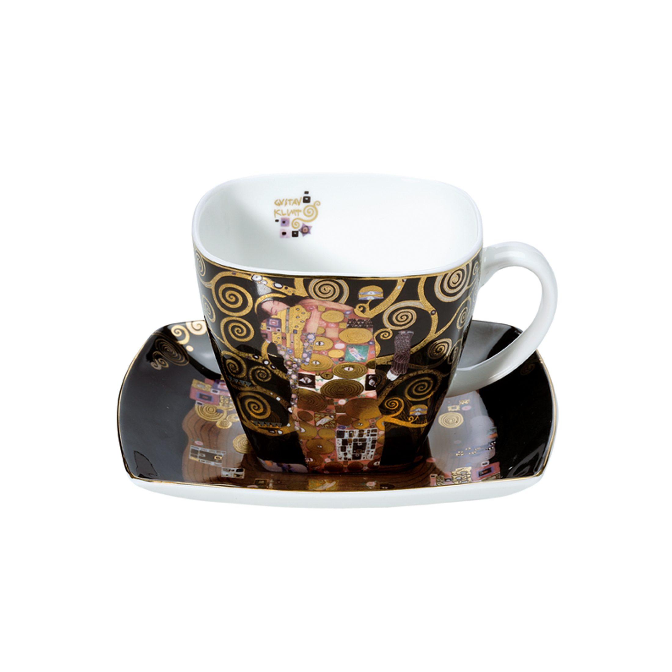 Goebel Die Erfüllung Kaffeetasse »Artis Orbis«