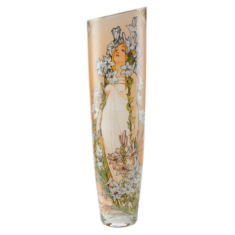 Goebel Die Lilie Vase »Artis Orbis« in Bunt