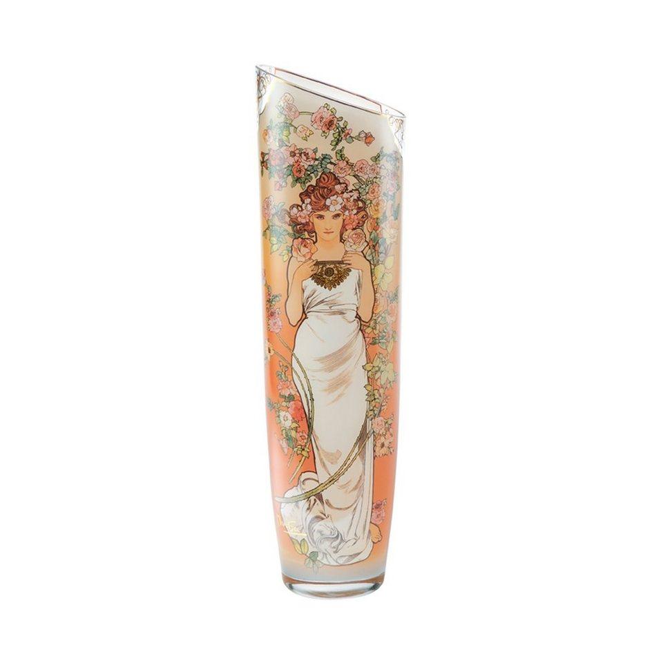 Goebel Die Rose Vase »Artis Orbis« in Bunt