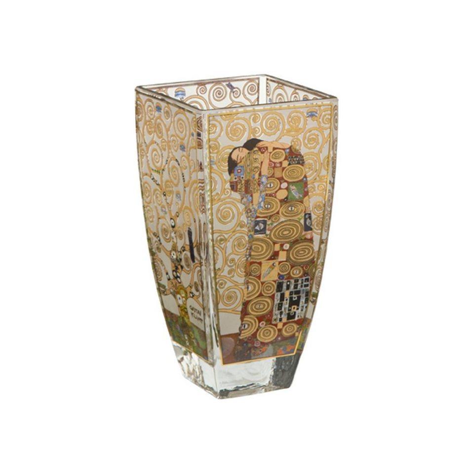 Goebel Die Erfüllung Vase »Artis Orbis« in Bunt