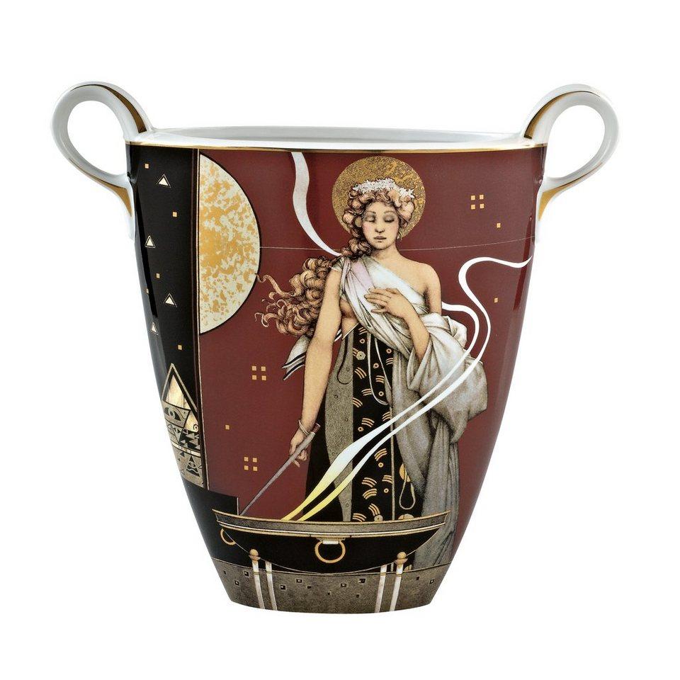 Goebel Sacred Fire I Vase »Artis Orbis« in Bunt
