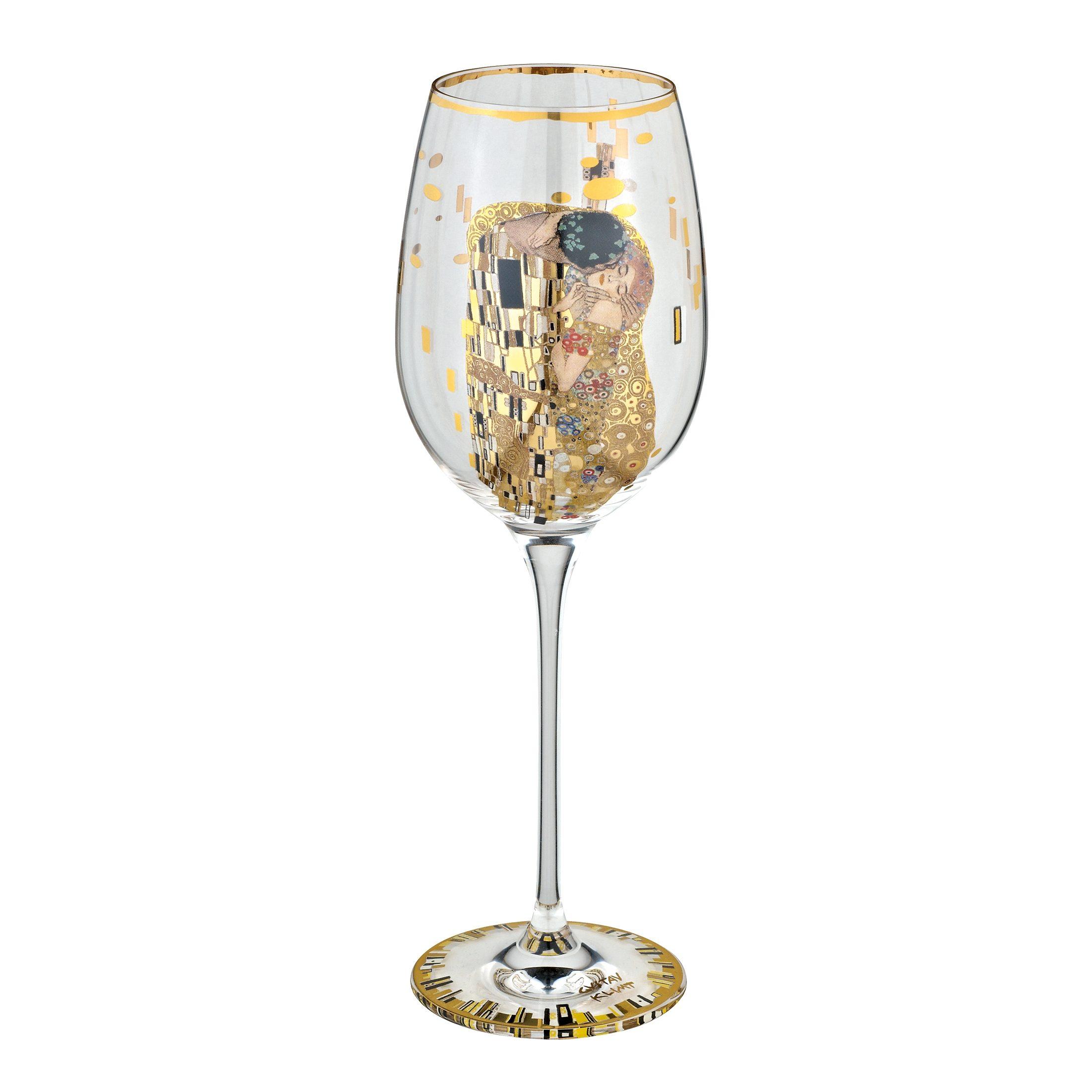 Goebel Der Kuss Weinglas »Artis Orbis«