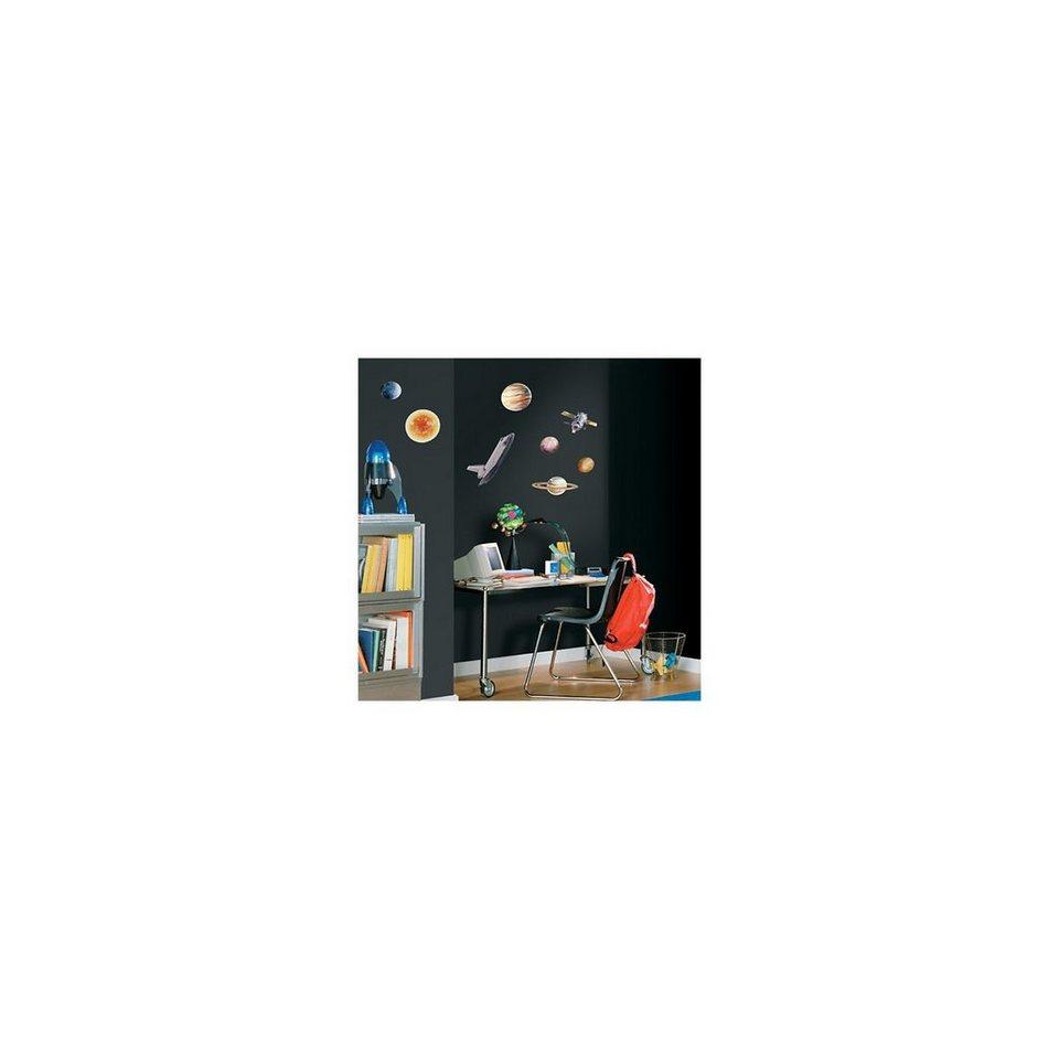 RoomMates Klebemotive 24tlg. Weltraum