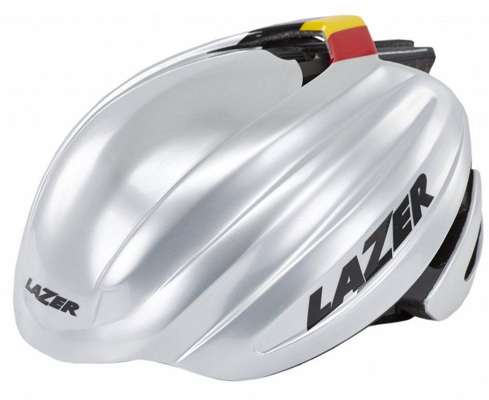 Lazer Fahrradhelm »Z1 Fast Helm« in silber