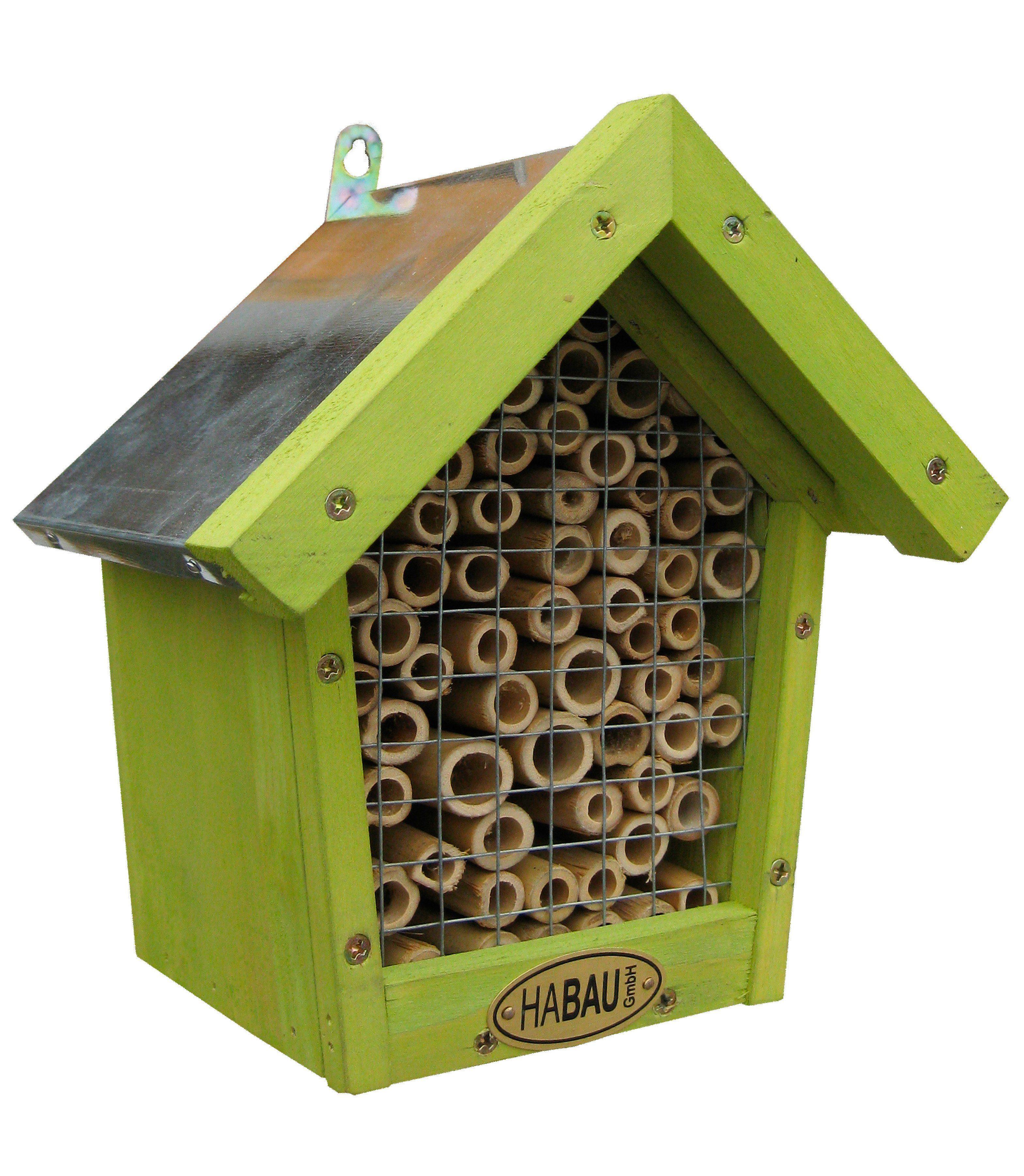 HABAU Insektenhotel »Bienen«, B/T/H: 18/14/21,5 cm