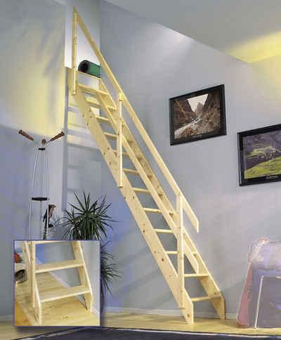 Treppen bauen gallery of regal unter treppe selber bauen for Regal unter treppe