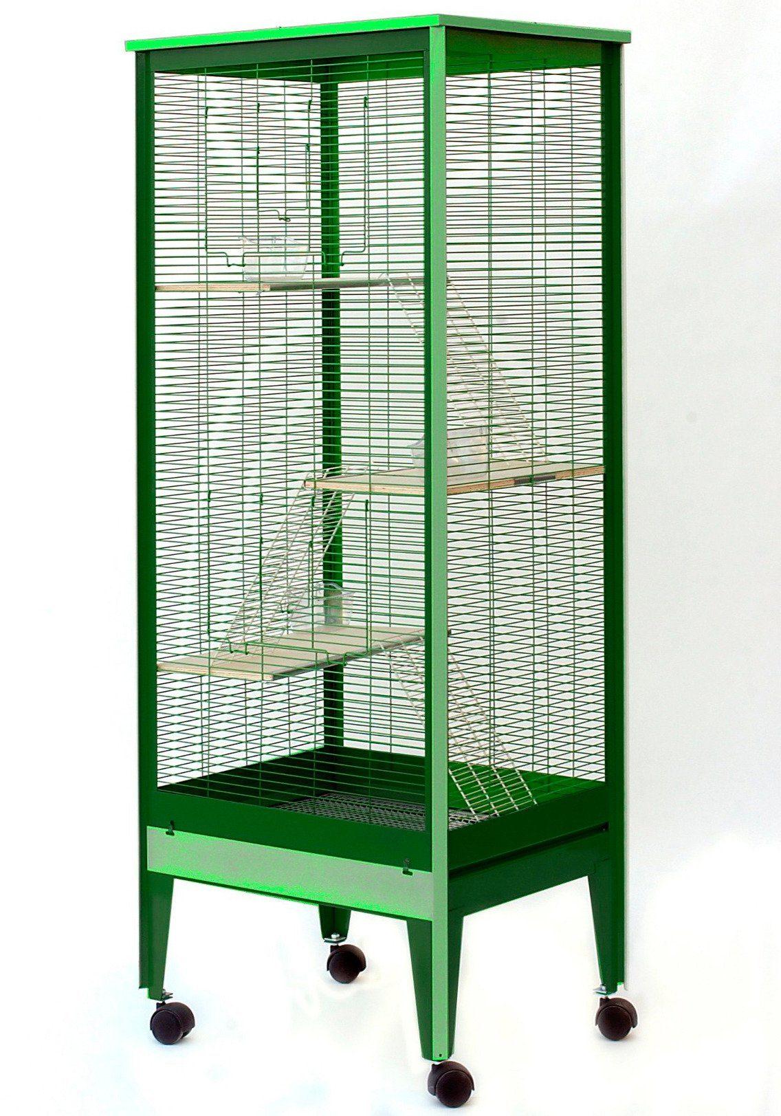 Silvio Design Nagerkäfig »Mailand«