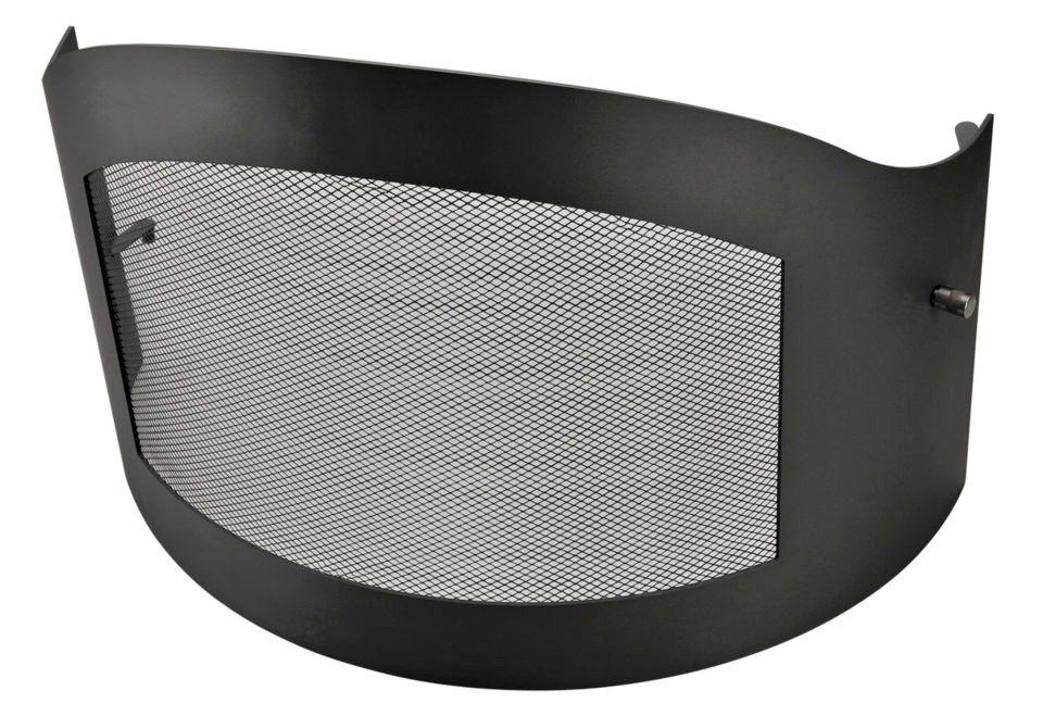 Funkenschutztür , für Gartenkamin »Asado«, mit Ø 80 cm in schwarz