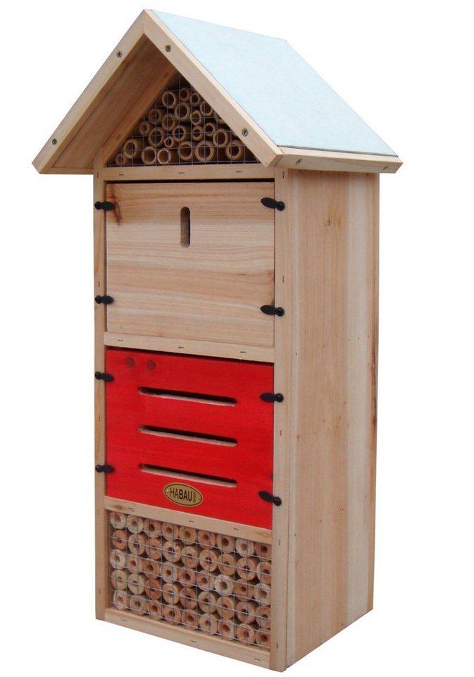 Insektenhotel »Kompakt« in natur