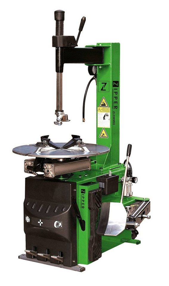 Reifenmontagemaschine »ZI-RMM95« in grün