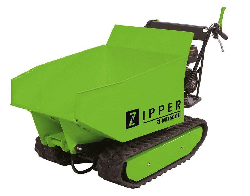 Raupendumper »ZI-MD500H« in grün