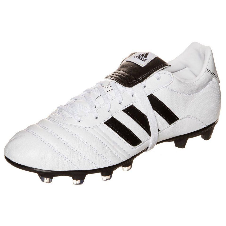 adidas Performance Gloro FG Fußballschuh Herren in weiß / schwarz