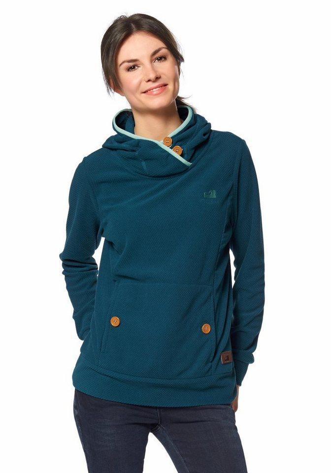 Ocean Sportswear Fleecepullover in Petrol
