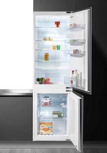 NEFF Einbaukühlgefrierkombination KG714A1 K4400X7FF, 177,2 cm hoch, 54,5 cm breit, Energieeffizienzklasse: A+