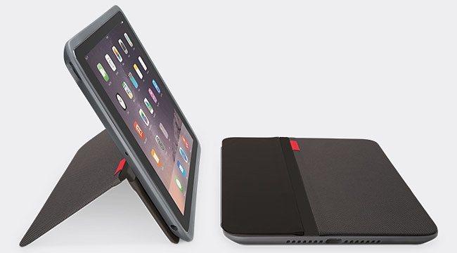 Logitech iPad Zubehör »AnyAngle™ iPad Mini schwarz - 939-001116«