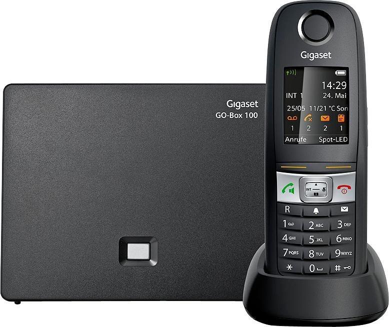 gigaset e630 a go schnurloses dect telefon mobilteile. Black Bedroom Furniture Sets. Home Design Ideas