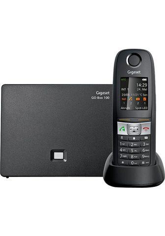 GIGASET »E630 A« Bevielis DECT-Telefon (Mobilt...