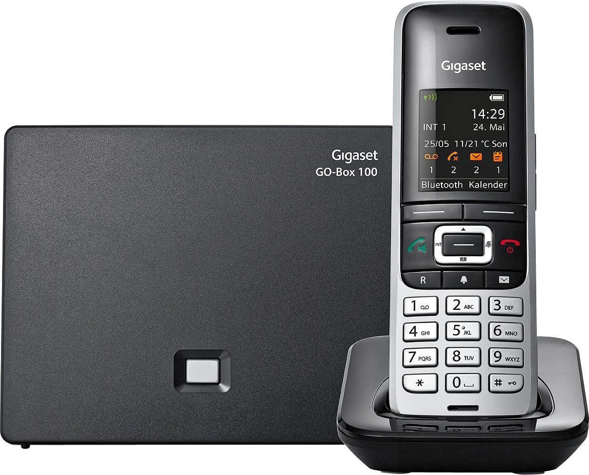 Gigaset S850 A GO Schnurloses DECT Telefon mit AB