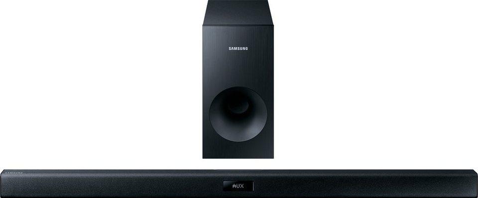Samsung HW-J355 Soundbar mit Bluetooth in schwarz