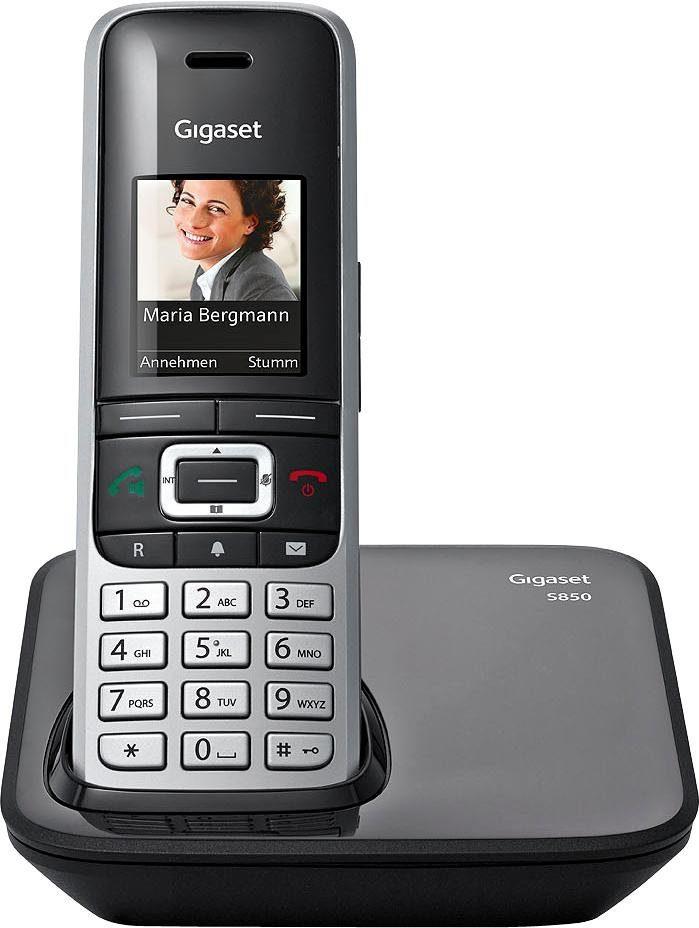 Gigaset S850 Schnurloses DECT Telefon