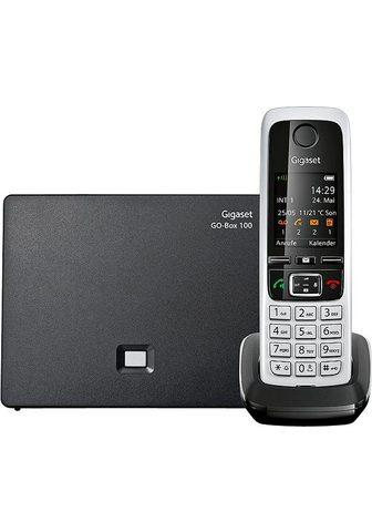 GIGASET »C430 A« Bevielis DECT-Telefon (Mobilt...
