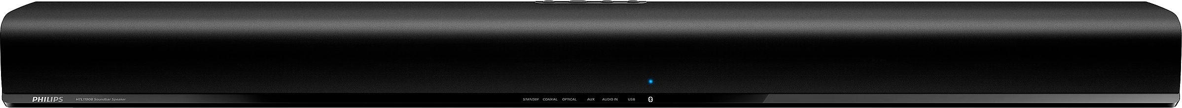 Philips HTL1190B 2.0 Soundbar mit Bluetooth