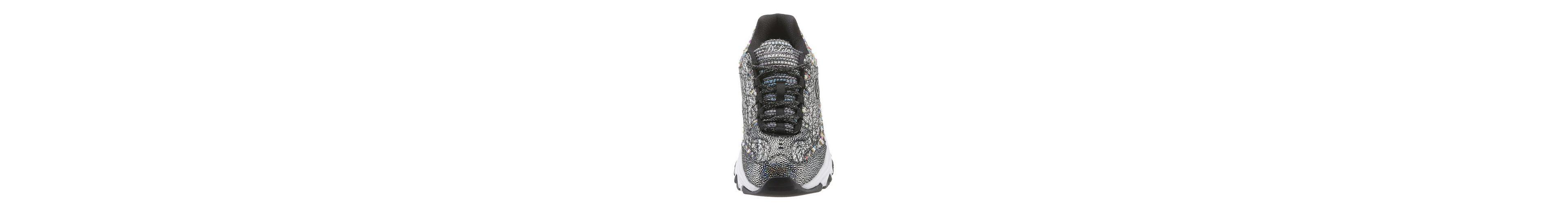 Skechers D'Lites-Glitz Galz Sneaker, mit Memory Foam-Dämpfung