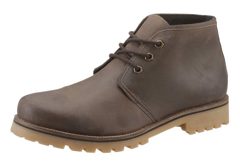 Grey Connection Schnür Boots in braun