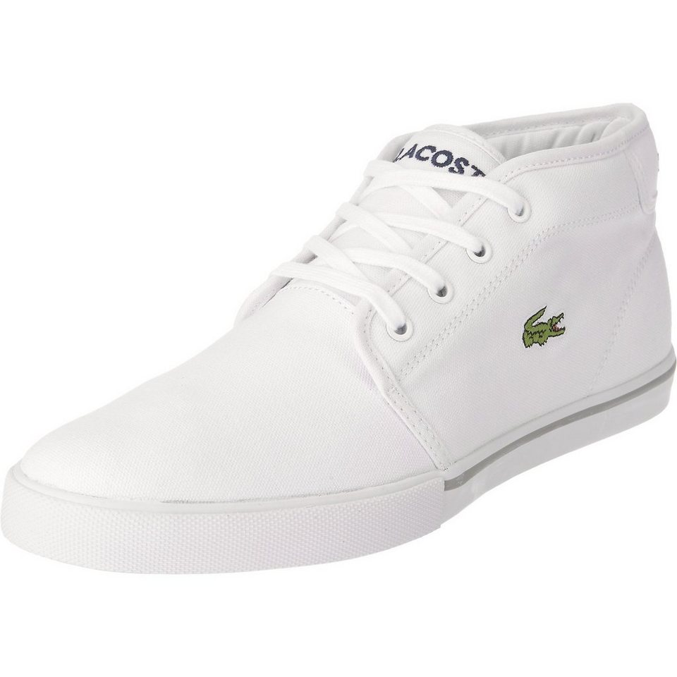 LACOSTE Ampthill Sneakers in weiß