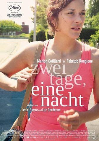 Blu-ray »Zwei Tage, eine Nacht«