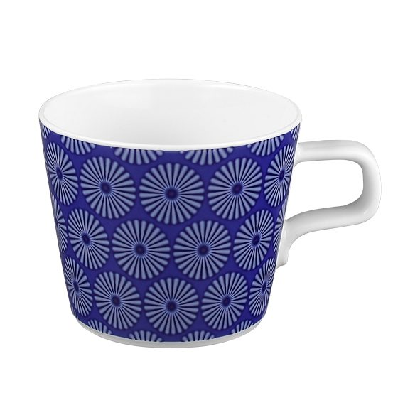 Seltmann Weiden Cappuccino-Teetasse »No Limits Blue-Motion«