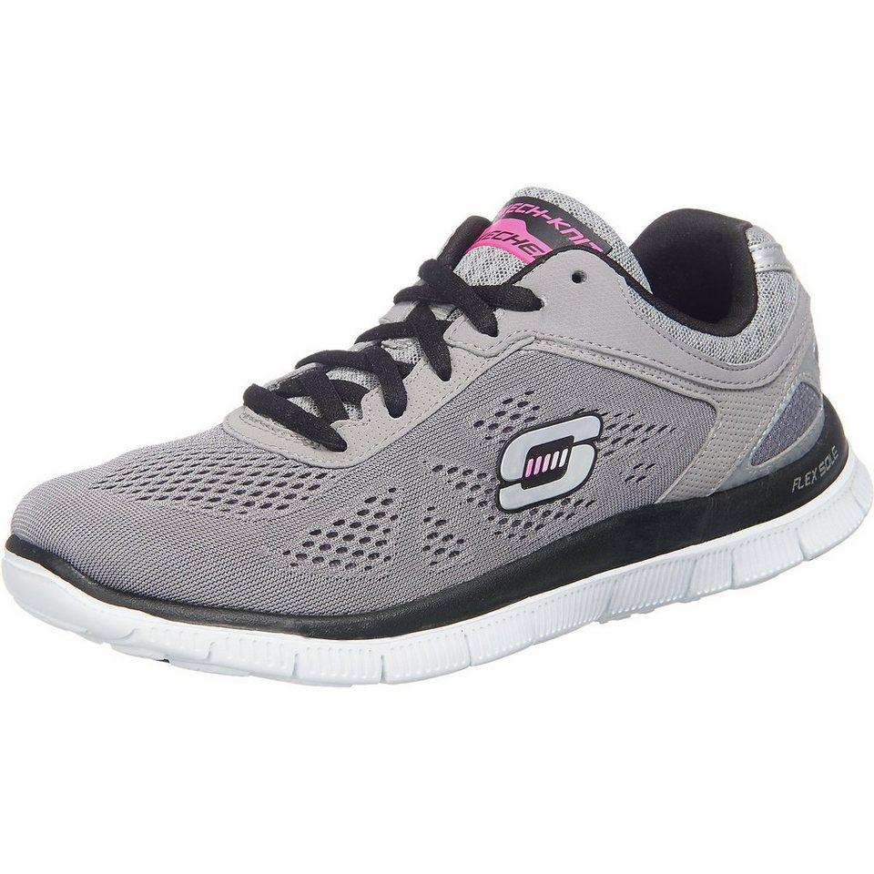 SKECHERS Flex AppealLove Your Style Sneakers in hellgrau