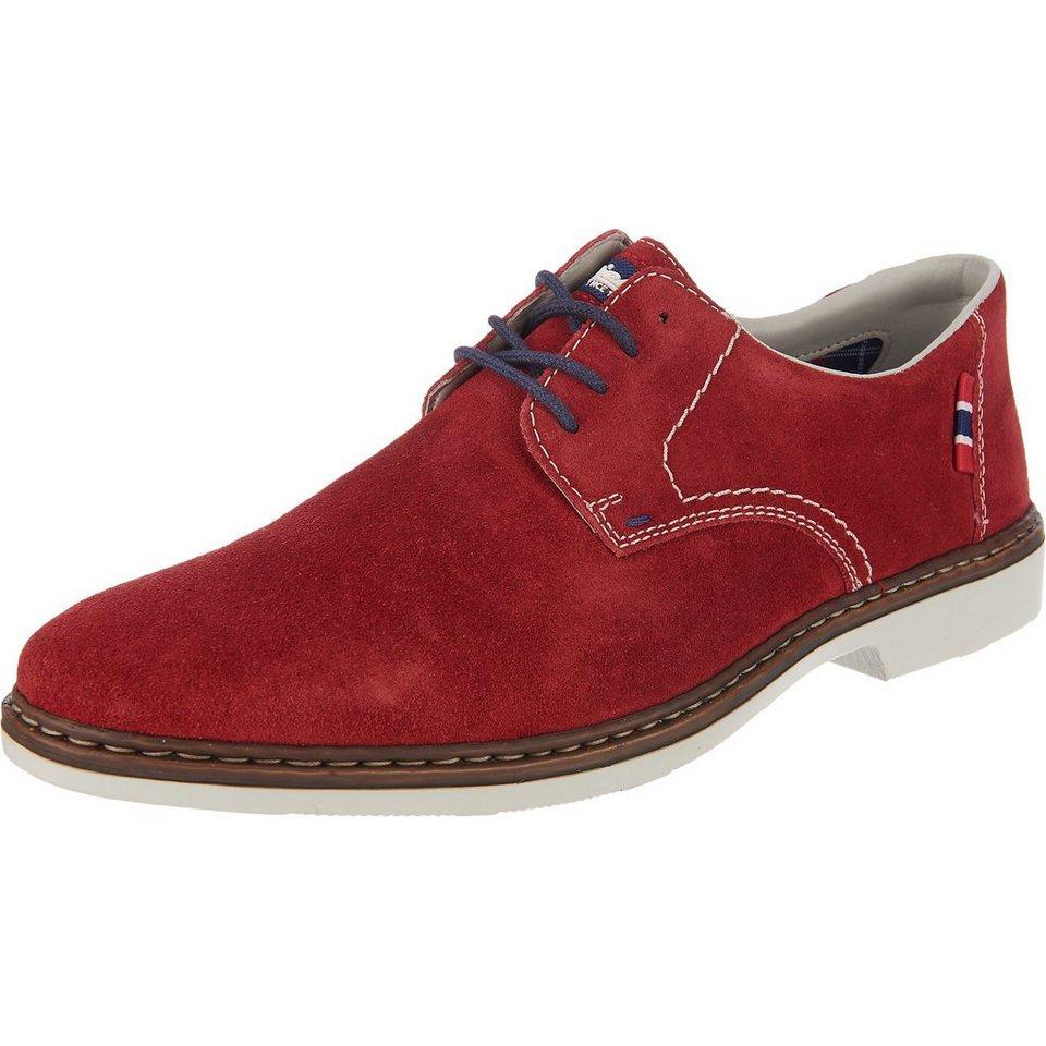 rieker Freizeit Schuhe in rot