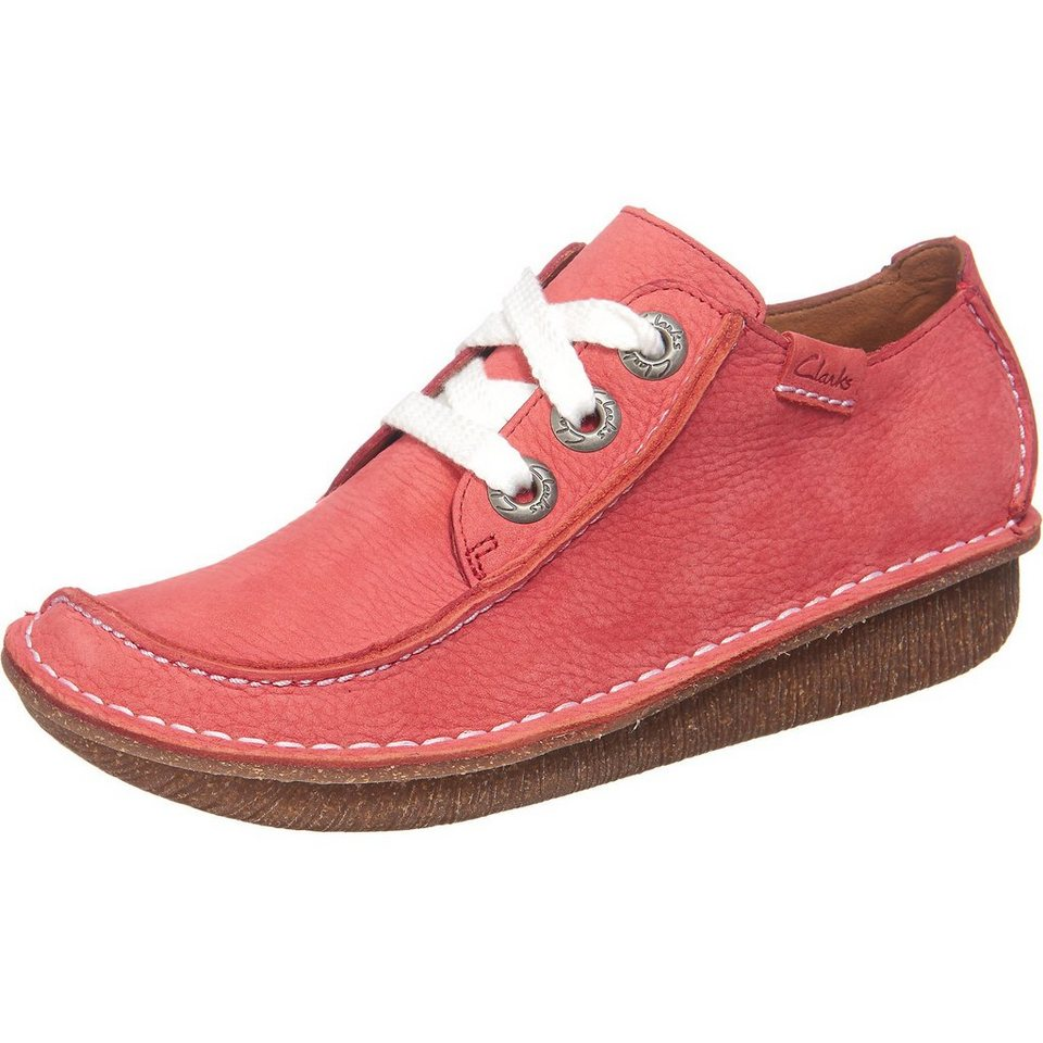 Clarks Funny Dream Halbschuhe in lachs