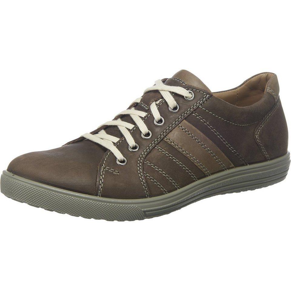 JOMOS Sneakers in braun-kombi