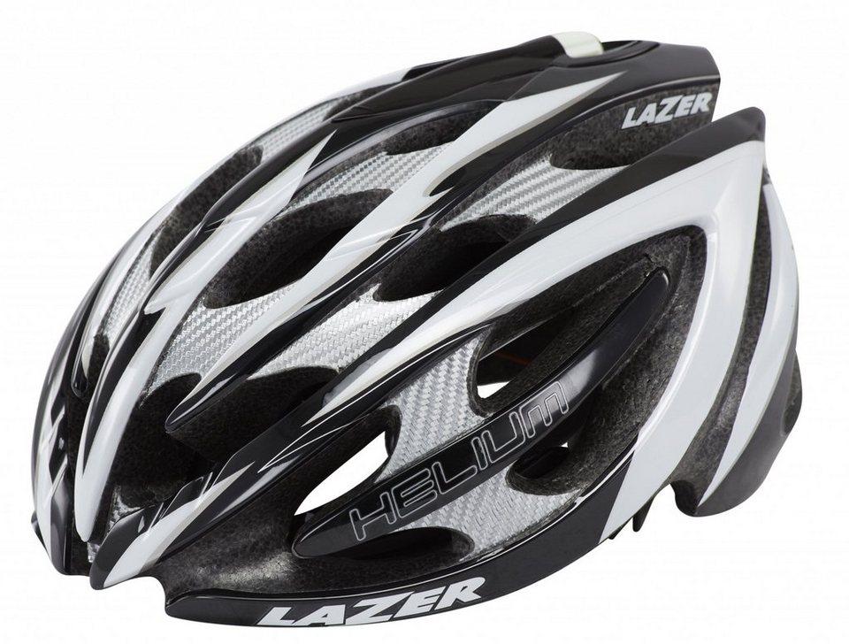 Lazer Fahrradhelm »Helium Helm MIPS« in schwarz