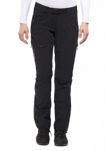 VAUDE Hose Badile II Pants short Women black