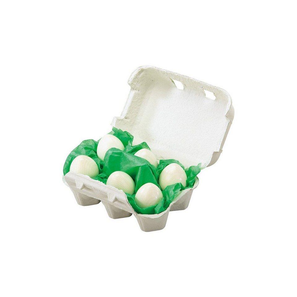 Haba 1368 6 Eier im Karton