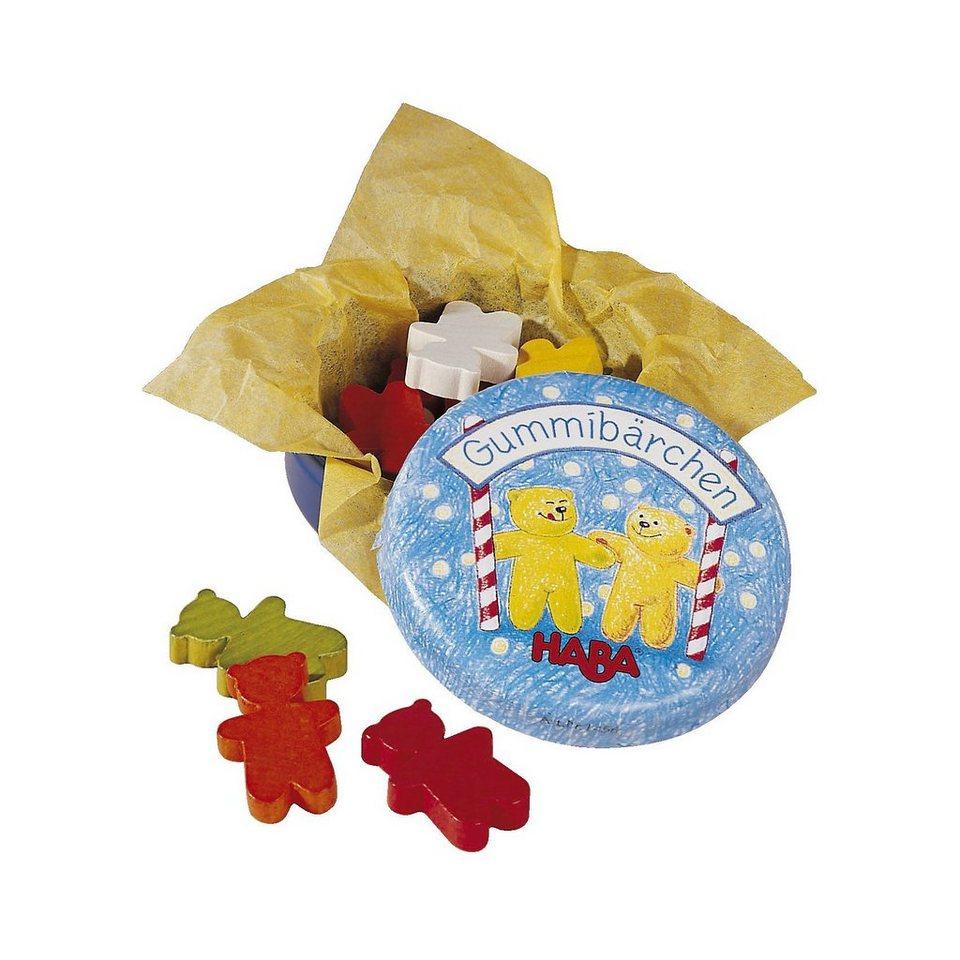 Haba 1456 Dose Gummibärchen Spiellebensmittel