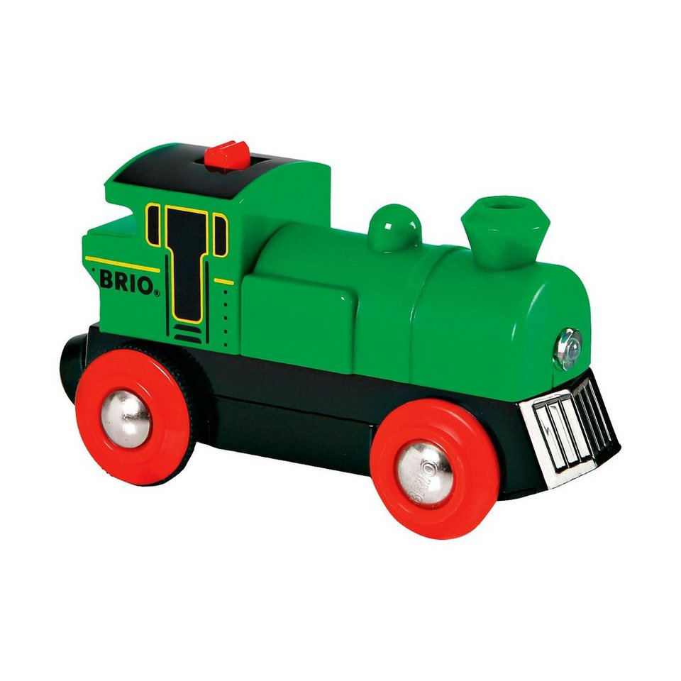 BRIO Speedy Green (Batteriebetrieb)