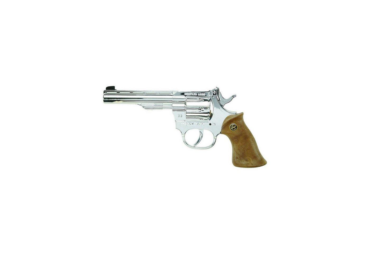 Schrödel Western-Revolver Kadett silber glänzend - Preisvergleich