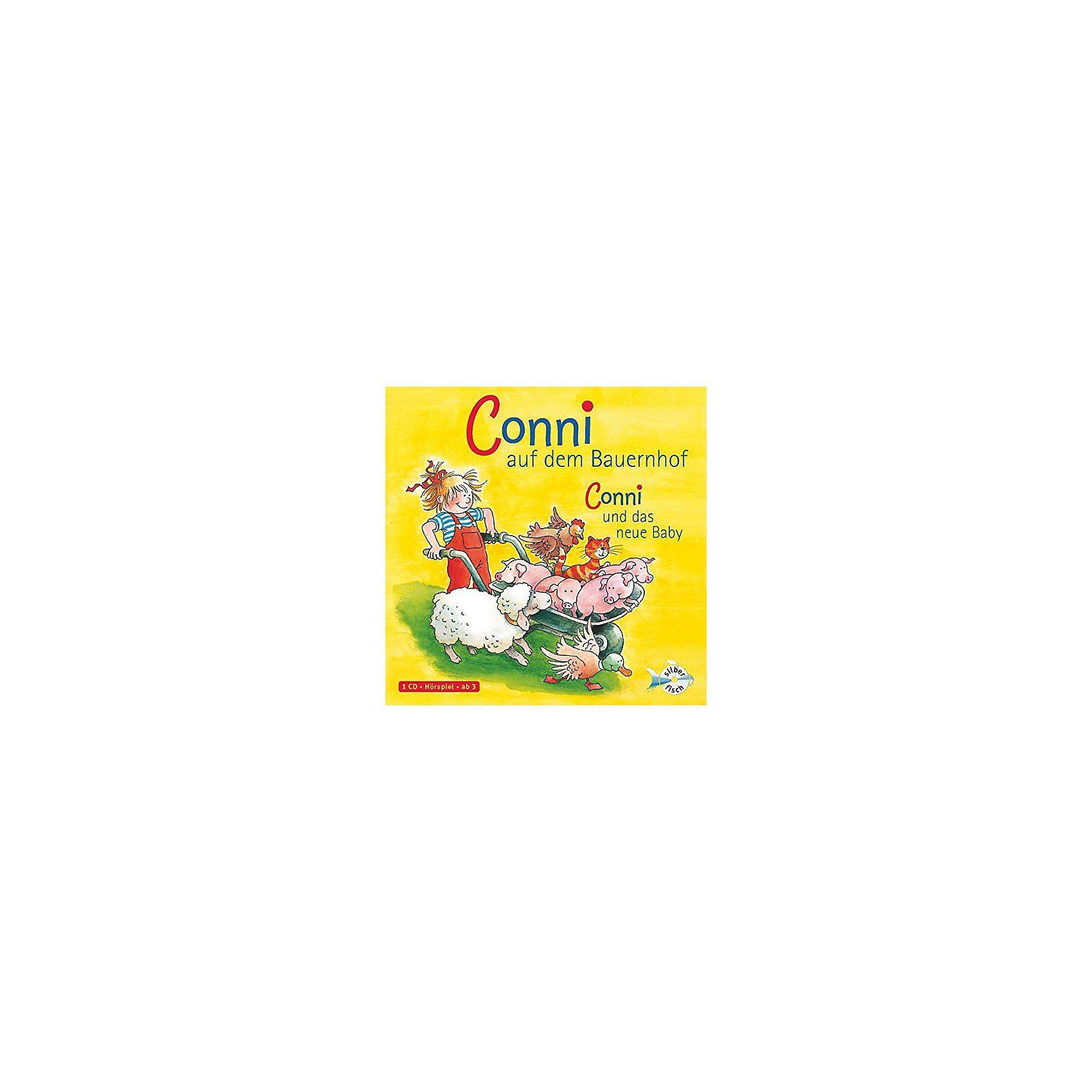 Universal Music GmbH CD Conni 03 (Bauernhof / und das Baby)