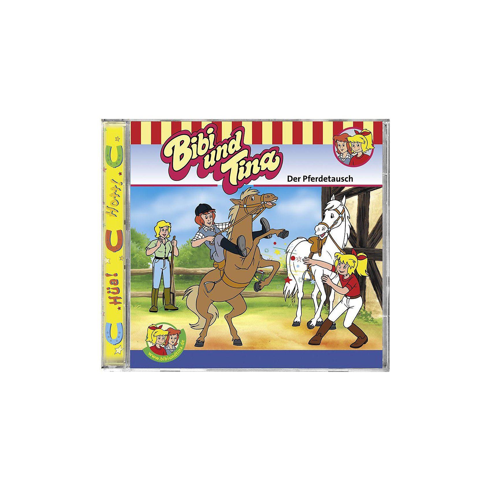 Kiddinx CD Bibi & Tina 37 - Der Pferdetausch