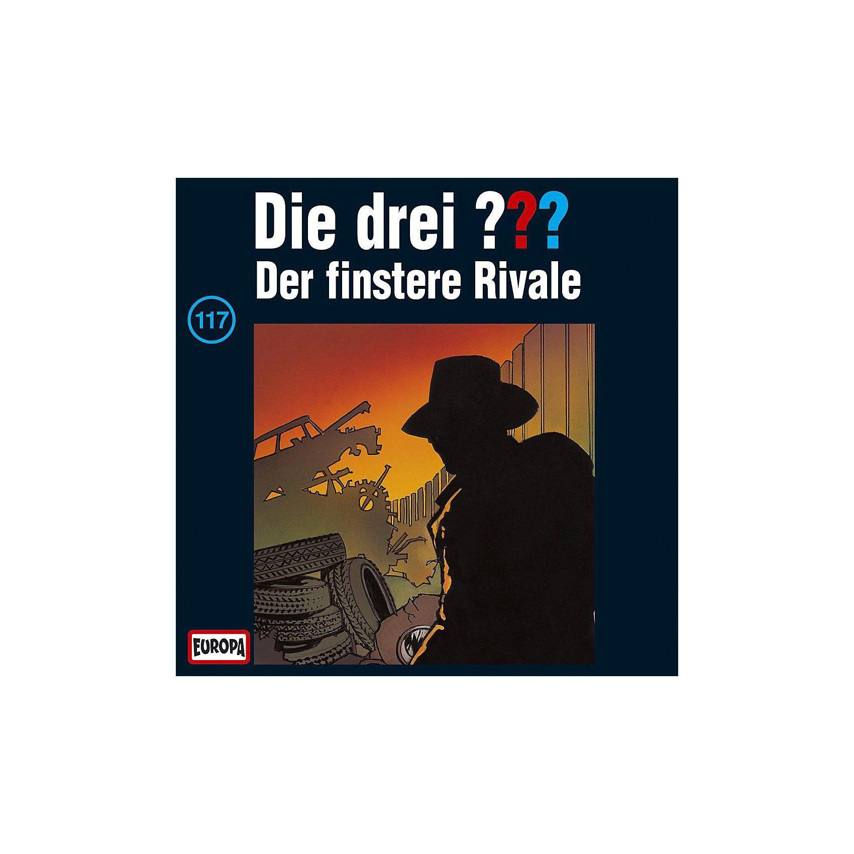 Sony CD Die Drei ??? 117 (finstere Rivale)