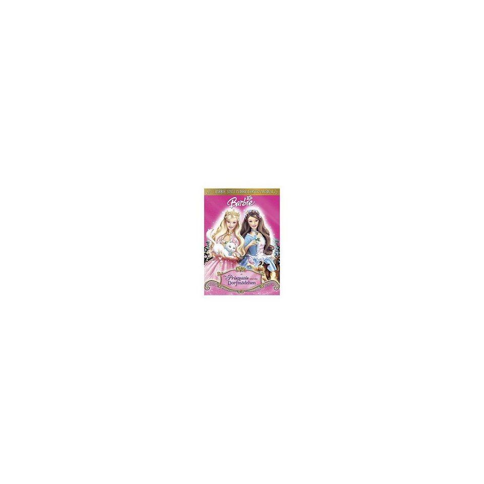 Universal Pictures DVD Barbie: Die Prinzessin und das Dorfmädchen