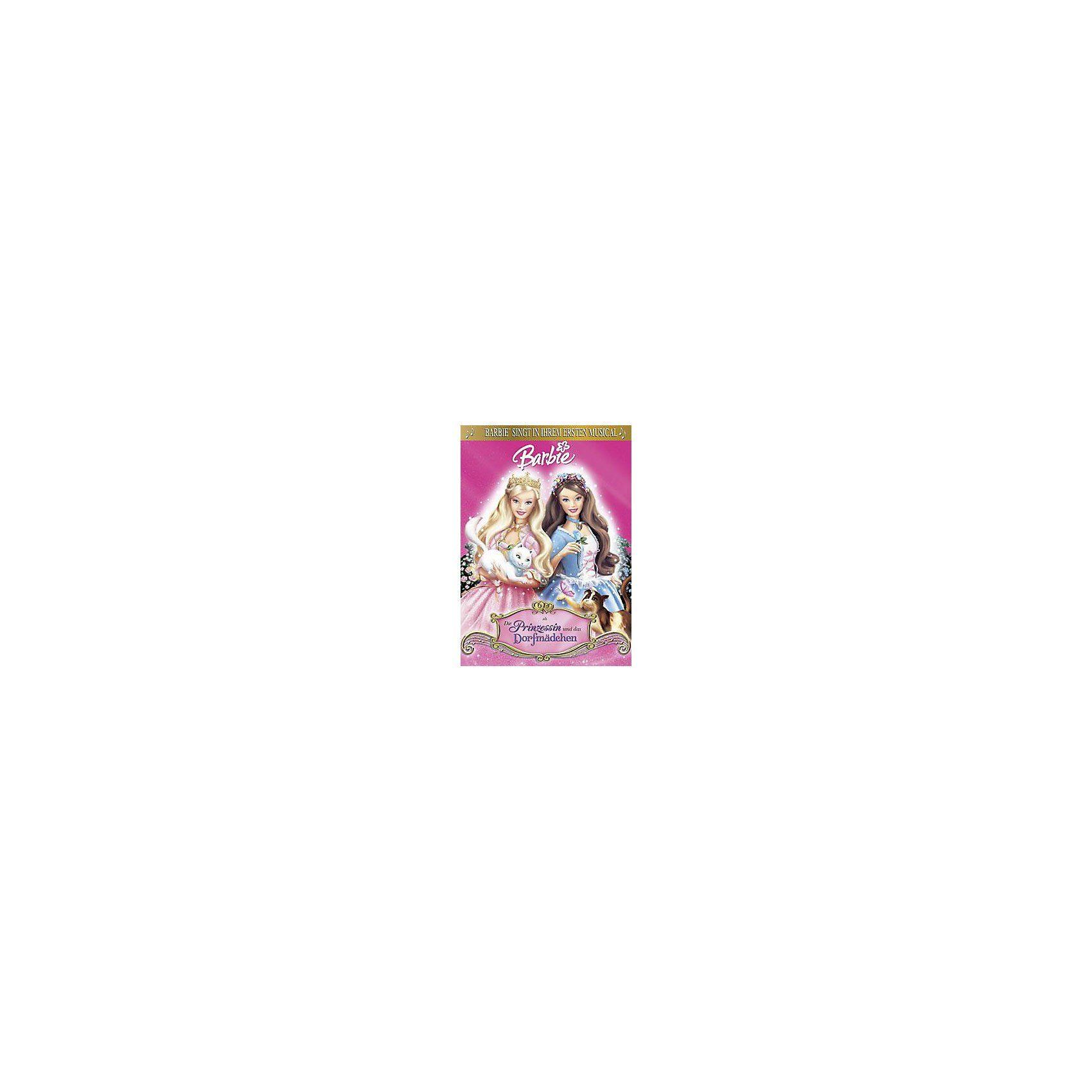 Universal DVD Barbie: Die Prinzessin und das Dorfmädchen