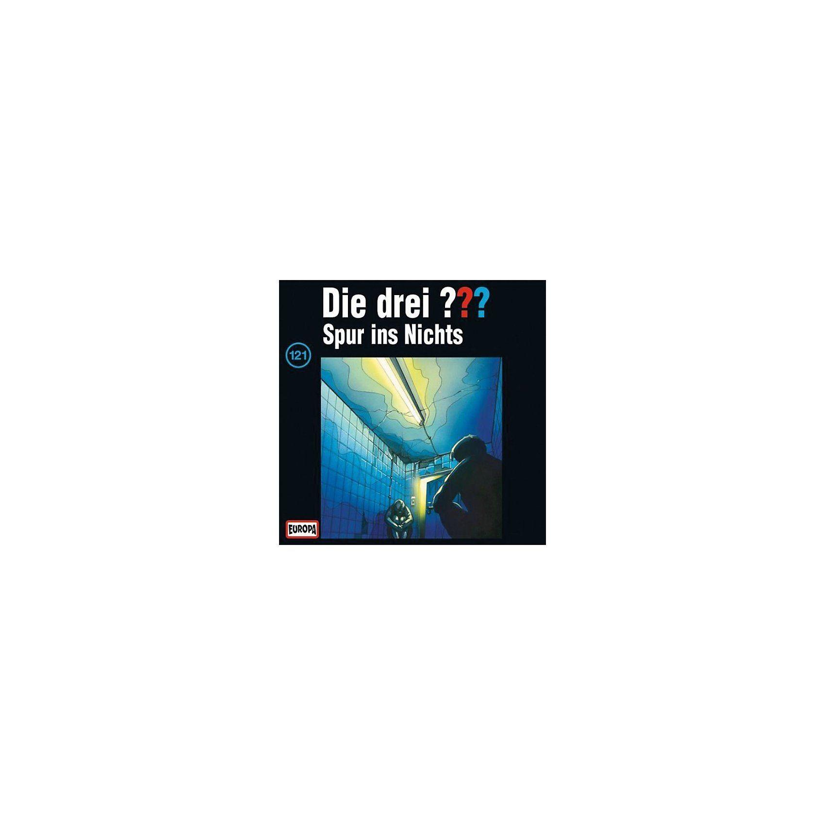 SONY BMG MUSIC CD Die drei ??? 121 (Spur ins Nichts)
